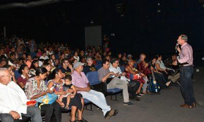 Famílias beneficiadas com imóveis de retomada participam de reunião de pós-ocupação