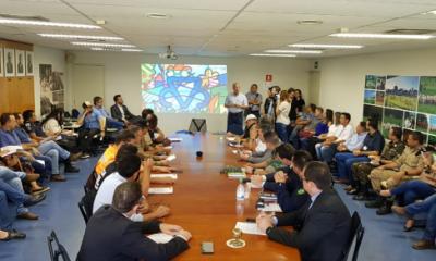 Logística para ExpoZebu é debatida por órgãos de segurança, entidades públicas e parceiros da ABCZ