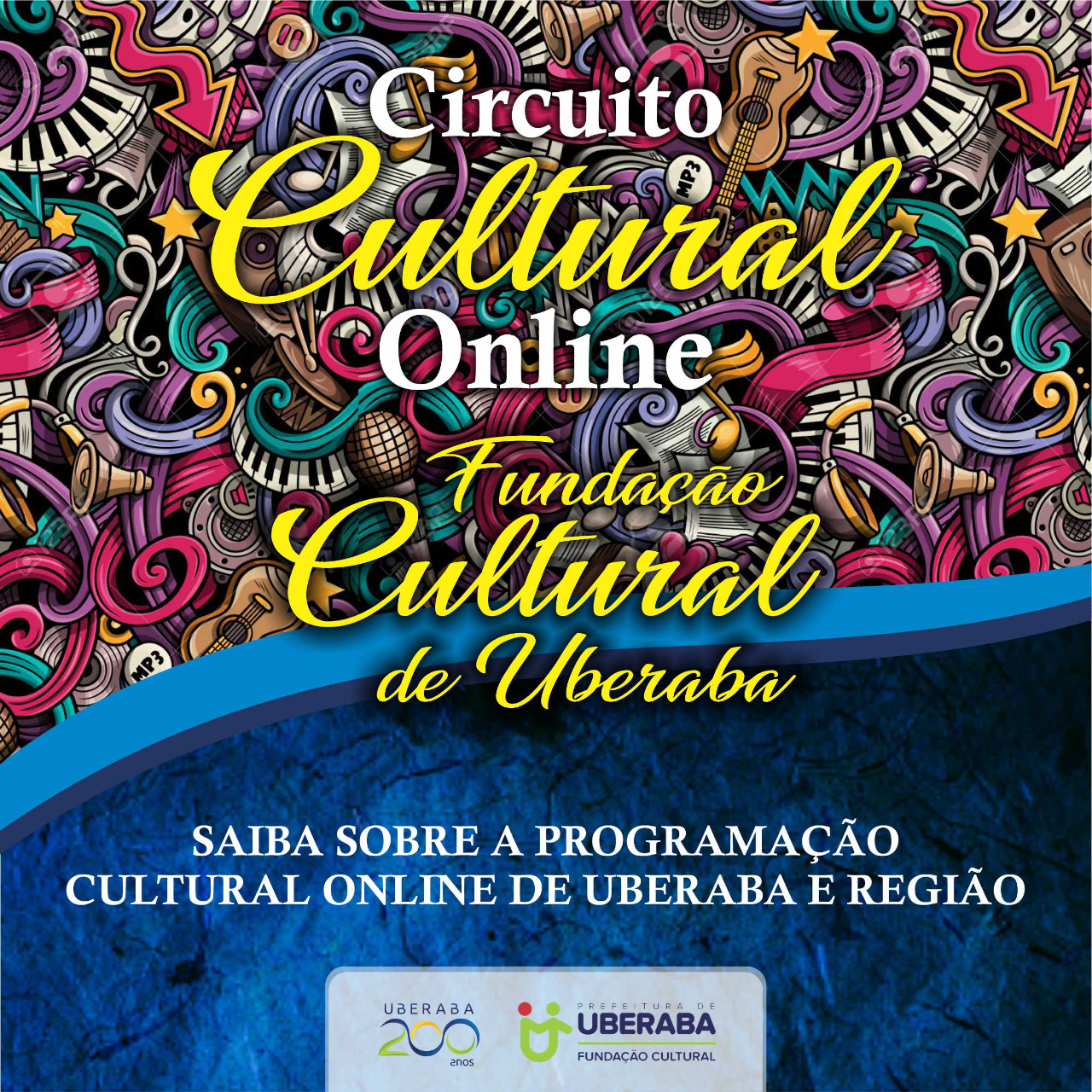 Circuito Cultural On-line Fundação Cultural de Uberaba