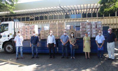 'ABCZ do Bem' promove doação de mais 217 mil itens para combate a novo coronavírus