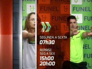 TV Câmara faz parceria com a Funel para transmitir aulas de treinamento em casa