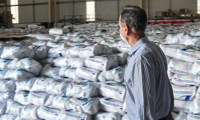 Central de acolhimento entrega mais de 3,6 mil cestas para famílias em vulnerabilidade