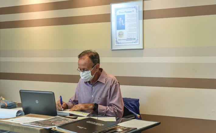 Prefeito participa de videoconferência sobre chamamento de cooperativas para PAA