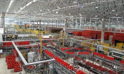 Cervejaria Petrópolis investe R$ 135 milhões e amplia unidade de produção em Uberaba