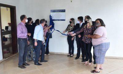 PMU entrega nova sede do Centro Integrado da Mulher