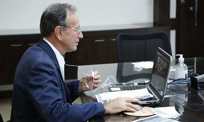 Prefeito Paulo Piau é moderador em conferência entre Brasil e Senegal