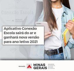 Aplicativo Conexão Escola ganhará nova versão para uso no ano letivo de 2021