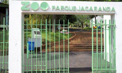 Uberaba deve receber R$ 100 mil para adequações do Zoológico Municipal