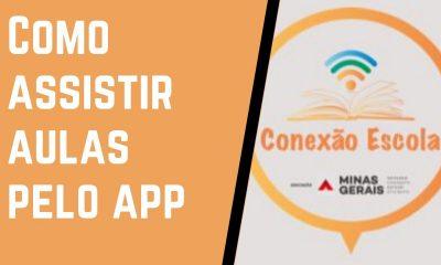 Aplicativo Conexão Escola 2.0 já está disponível para professores e alunos