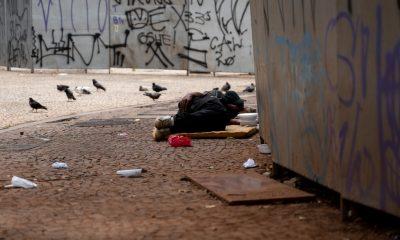 53% dos moradores em situação de rua em Uberaba chegaram a essa condição devido a conflito familiar por uso de álcool ou droga