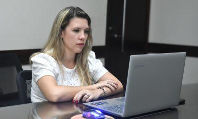 Prefeita de Uberaba conversa com representantes de diversos segmentos e pede apoio no enfrentamento à Covid-19