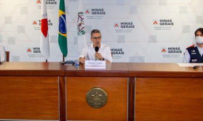 Minas Gerais receberá medicamentos para suprir baixo estoque de sedativos