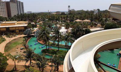 Feriado de Corpus Christi nas águas quentes do Hot Beach Parque & Resorts