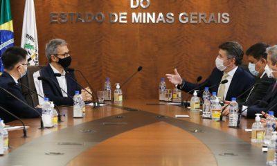 Romeu Zema participa de assinatura de Termo de Compromisso entre MPMG e mineradora para projeto no Norte de Minas