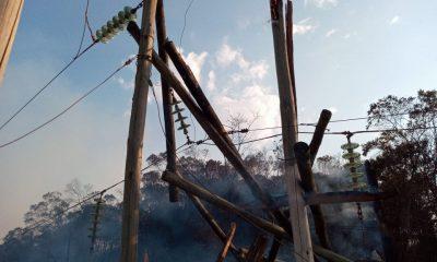 Cemig orienta população sobre riscos de queimadas durante período seco