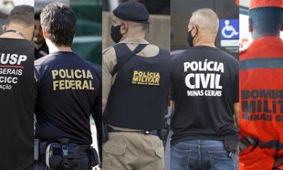 Forças de segurança de Minas começam operação em parceria nesta quarta-feira (19/5)