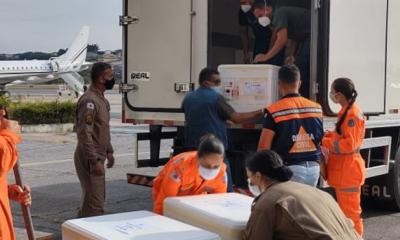 Minas Gerais expande entrega de imunizantes da Pfizer para municípios