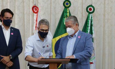 Romeu Zema cumpre agendas em Conselheiro Lafaiete e destaca ações do programa Minas Livre Para Crescer