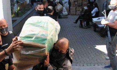Seis toneladas de drogas são apreendidas em Minas durante operação nacional contra tráfico