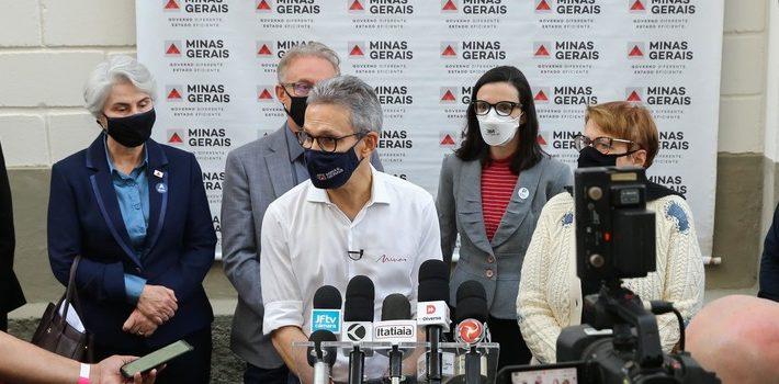 Romeu Zema anuncia acordo para a retomada das obras do Hospital Regional de Juiz de Fora
