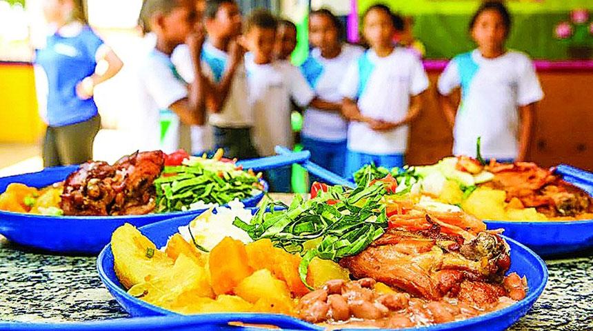 Semed institui comissões para cuidar da alimentação escolar