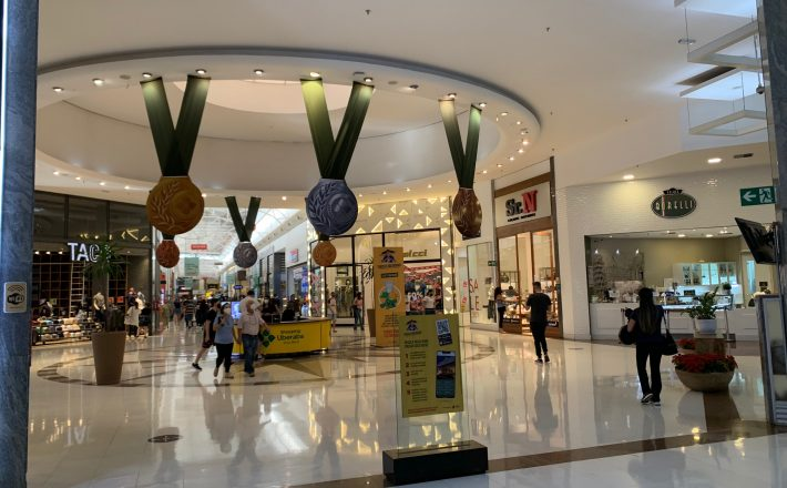 Shopping Uberaba lança promoção Olimpíadas