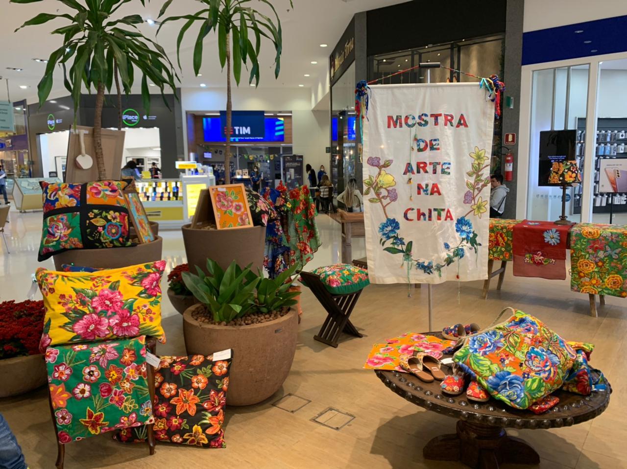 Shopping Uberaba promove Arte na Chita