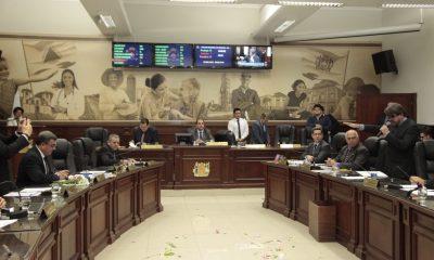 Governo Municipal convida vereadores para apresentação do projeto Refis 2021