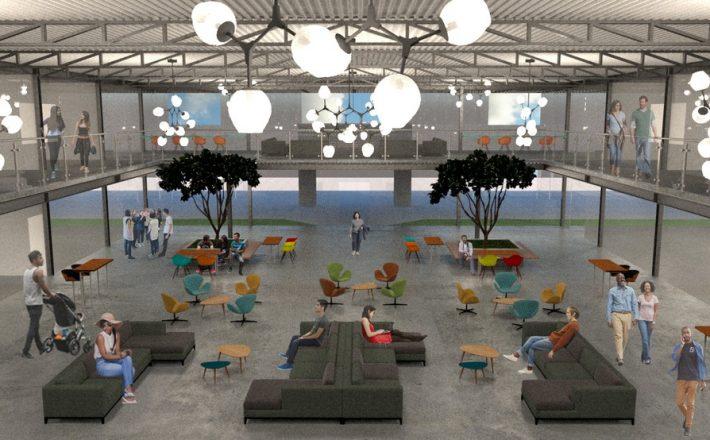 Centro de Inovação de Uberaba recebe visita de integrantes do Governo Municipal