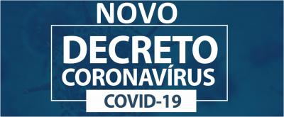 Decreto Municipal de enfrentamento à Covid-19 é republicado com ajustes