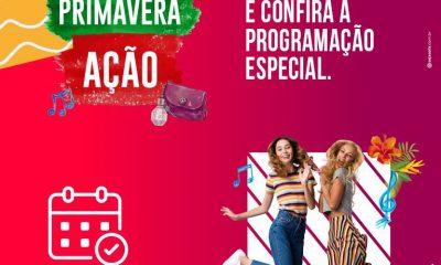 Shopping Uberaba recebe Primavera-Verão com ações culturais gratuitas