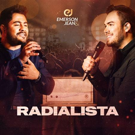 """Emerson & Jean lançam """"Radialista"""" nesta sexta-feira, 17"""