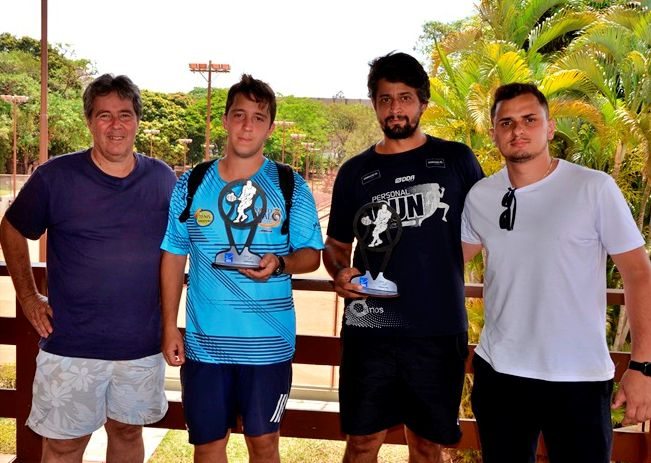 Uirapuru promove Circuito de Tênis