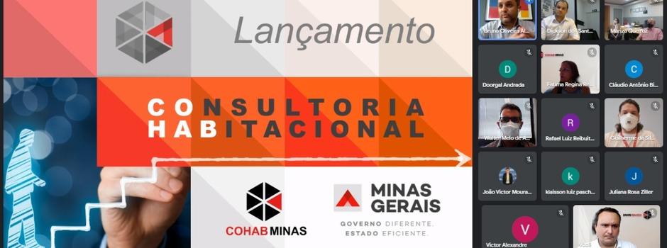 Cohab Minas disponibiliza consultoria habitacional para municípios